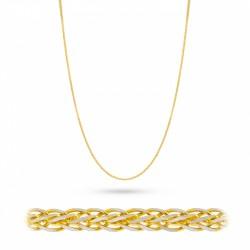 Złoty łańcuszek Lisi Ogon